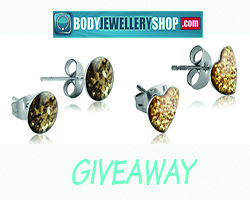 The Body Jewellery Shop GIVEAWAY