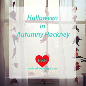Halloween in Autumny Hackney