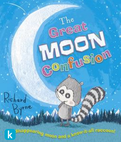 Book Interview Review #19: The Great Moon Confusion by Richard Byrne