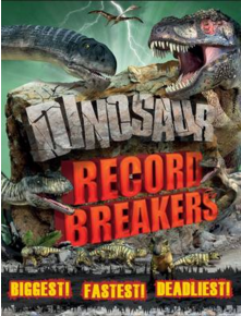 Book Interview Review #21: Dinosaur Record Breakers