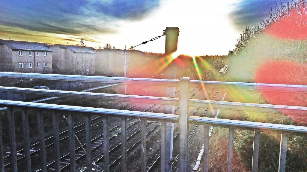 My Sunday Photo: Morning Sunshine