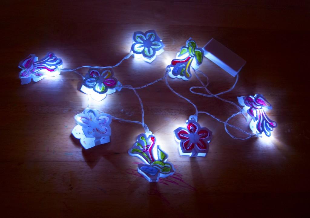 Wilko Let's Create: Fairy Lights