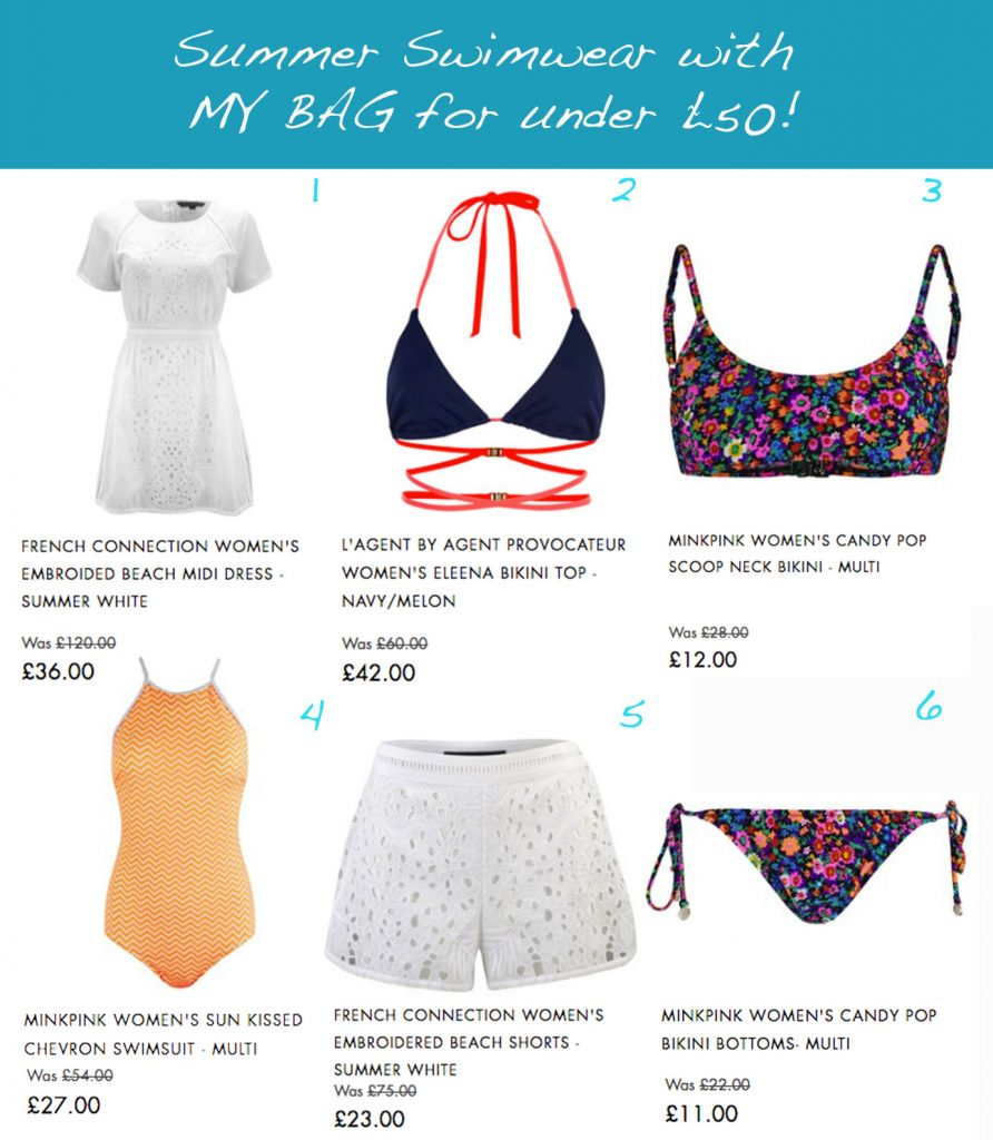 Mentally On The Beach with MyBag.com for under £50!
