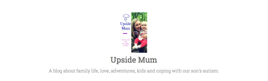 Upside Mum