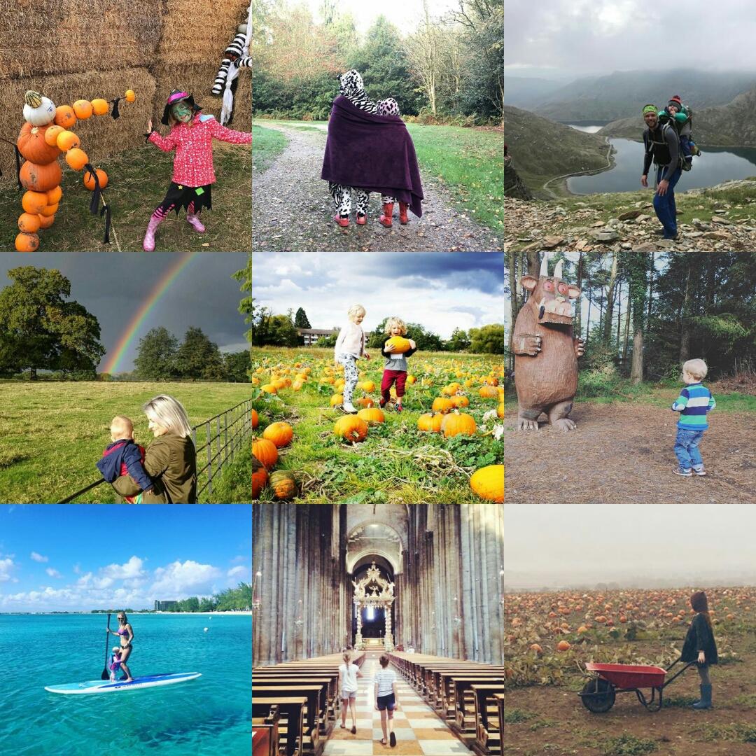 #ExplorerKids – October Round Up