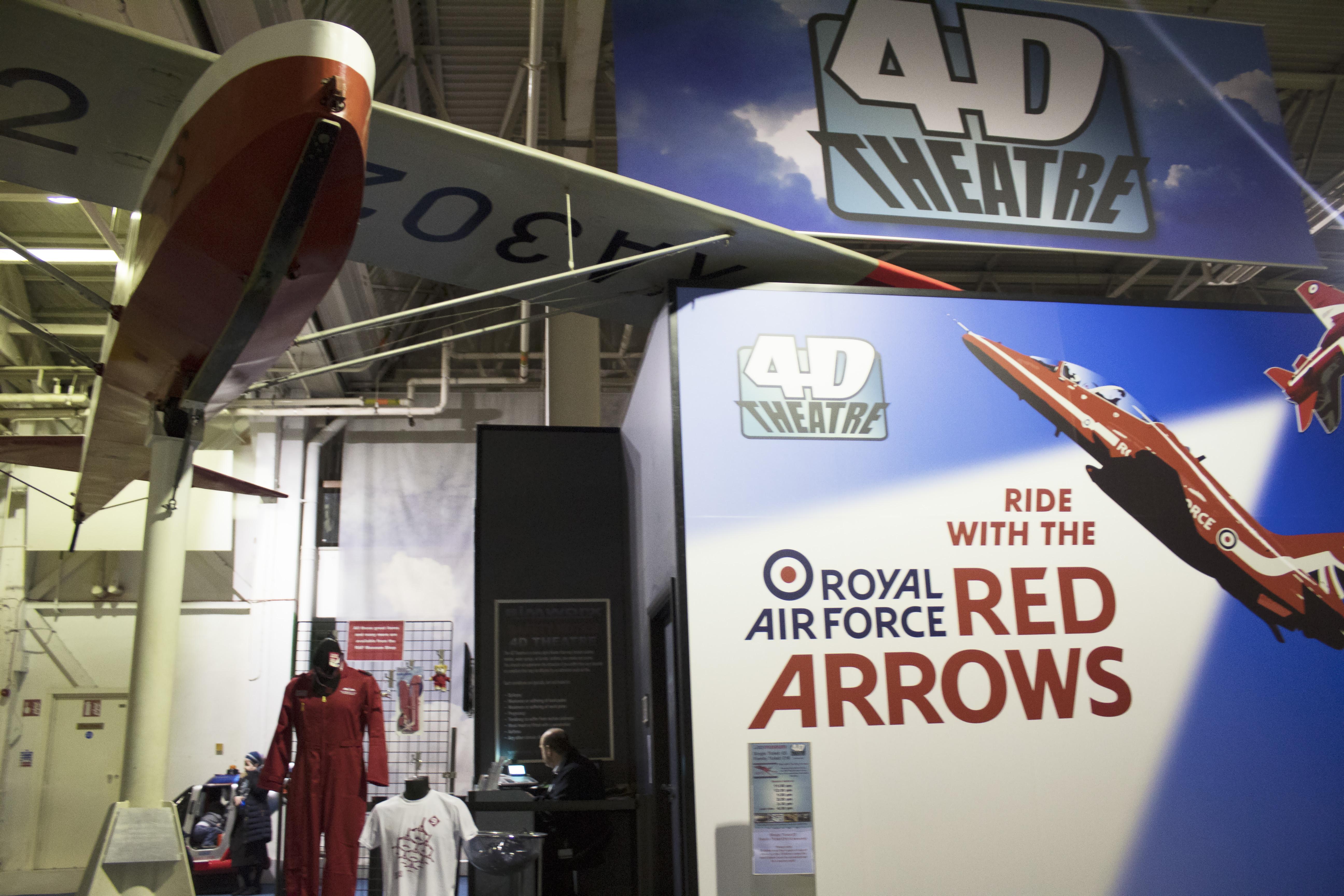 A Royal Air Force Museum London Visit