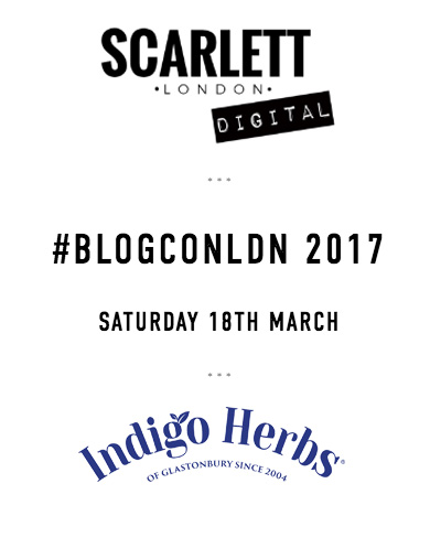 I am going to #BLOGCONLDN 2017!