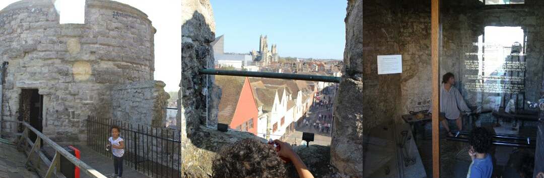 Cracking The Canterbury Tales & Westgate Towers Code 2017