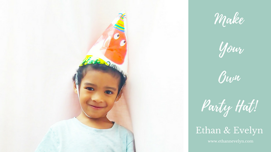 Make Your Own Party Hat