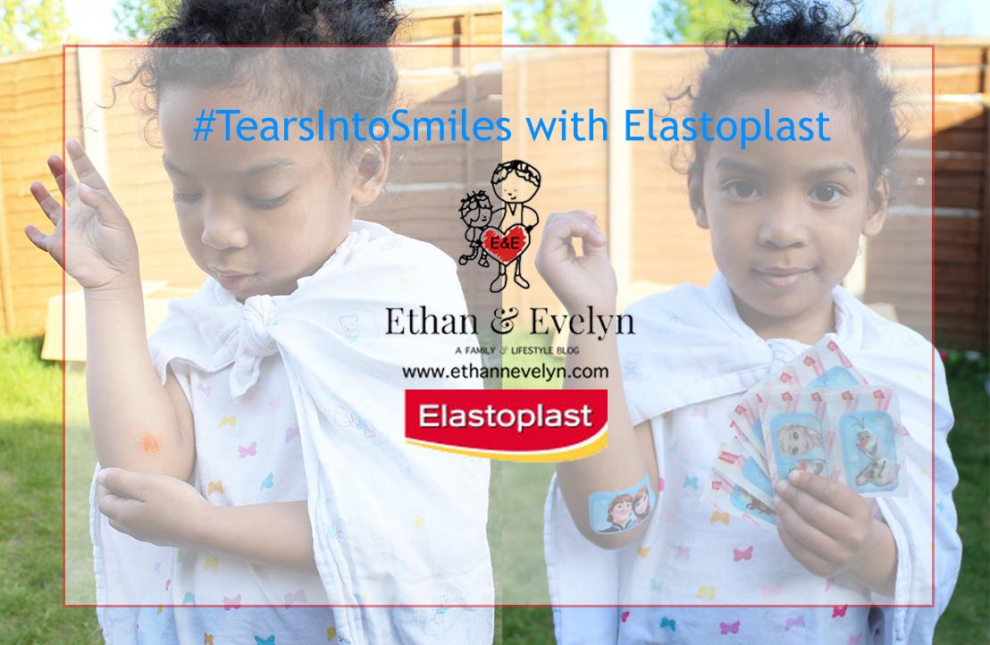 #TearsIntoSmiles with Elastoplast