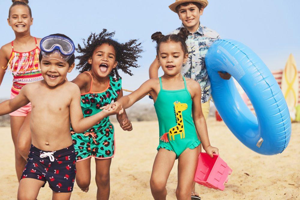 My Boy's M&S BFF Beach Wear