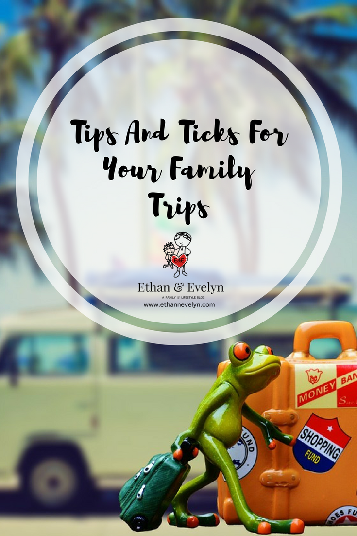 Tips And Ticks For Your Family Trips