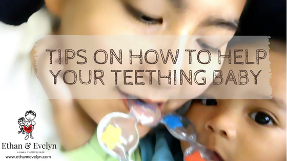 Tips On How To Help Your Teething Baby