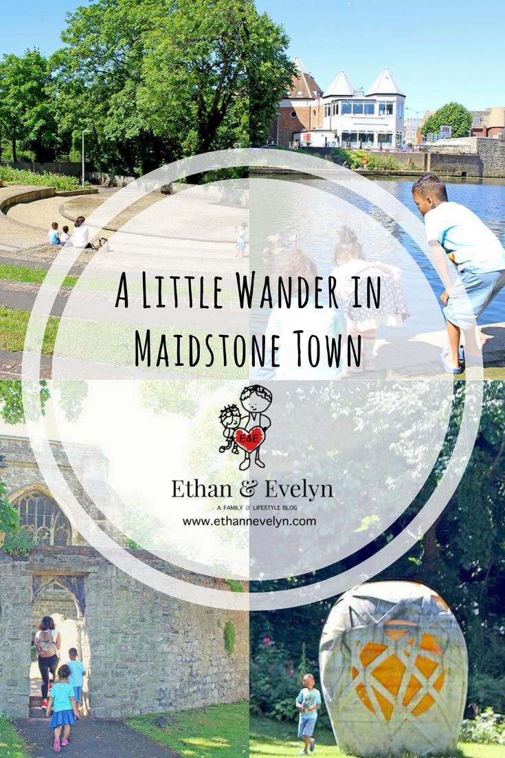 A Little Wander in Maidstone TownPIN