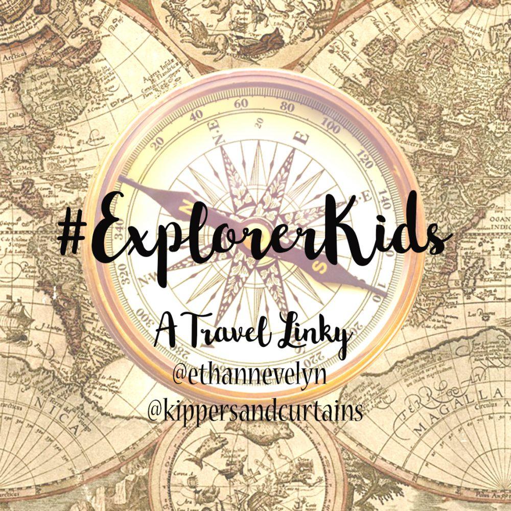 The #ExplorerKids Linky #18 (12.12.17)