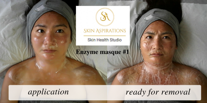 Danné Montague-King (DMK) Enzyme Therapy Facial | Review