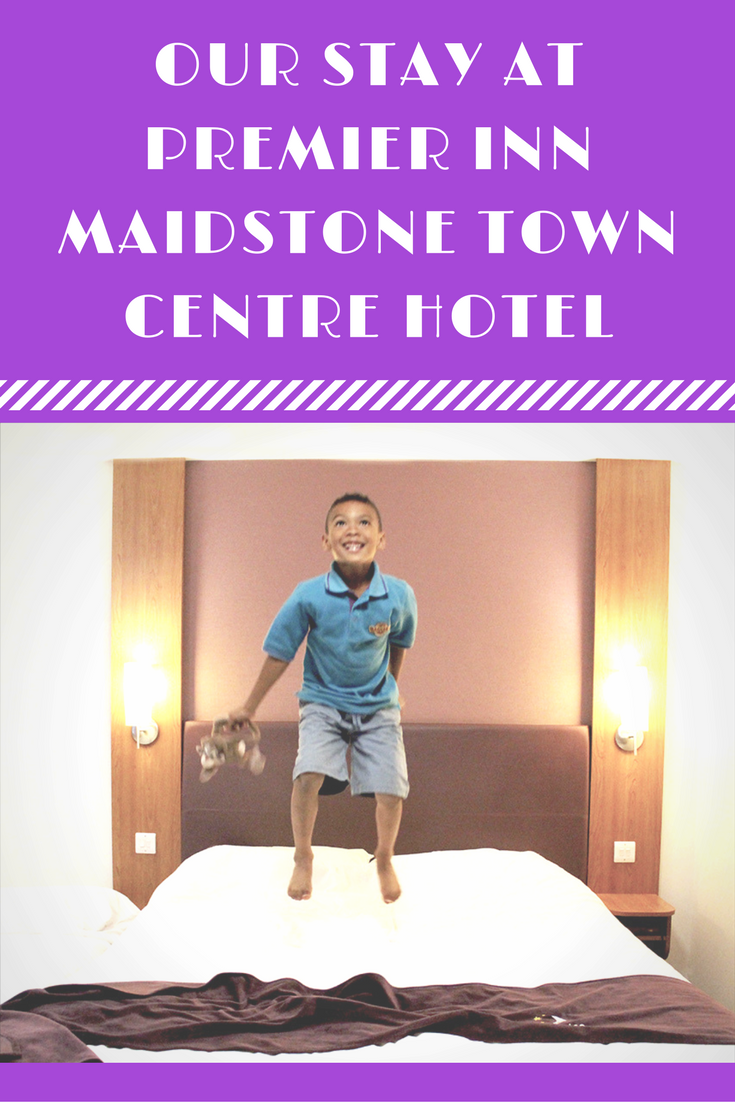 Our Stay At Premier Inn Maidstone Town Centre Hotel (1_PIN)
