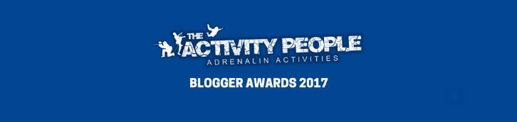 The Activity People Blogger Awards 2017 - Please Vote for Us!