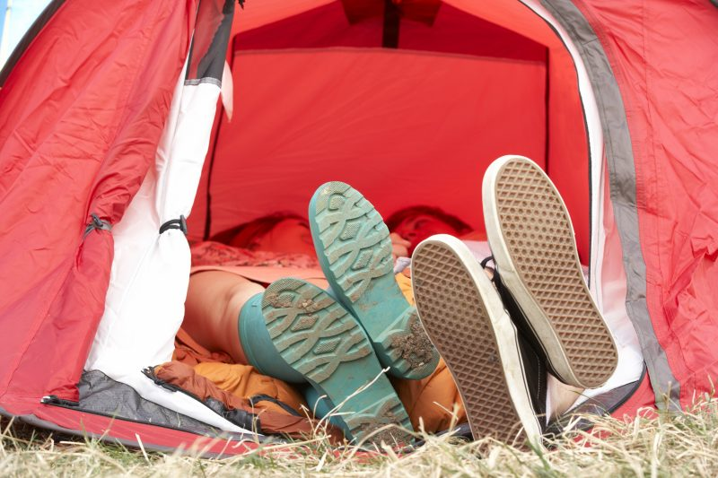 Rainy Festival - Things To Be Prepared For A More Memorable Family Camping Trip