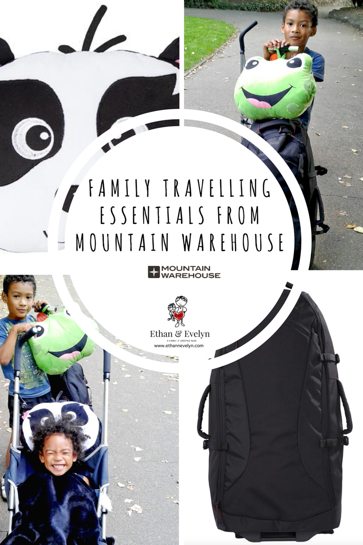 434f15f289 Family Travelling Essentials from Mountain Warehouse – Ethan   Evelyn
