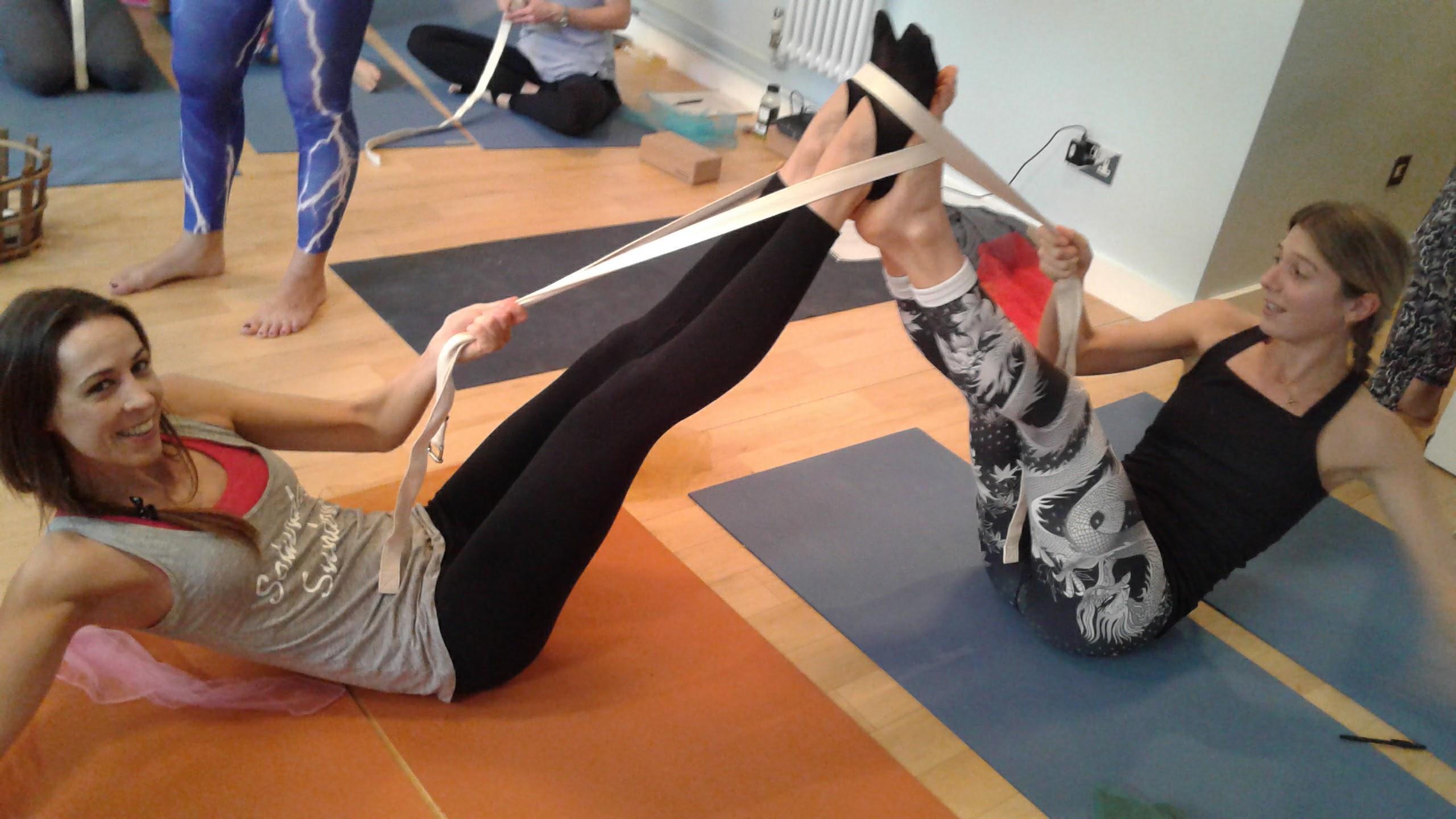 Kidding Around Yoga Teacher Training   Review