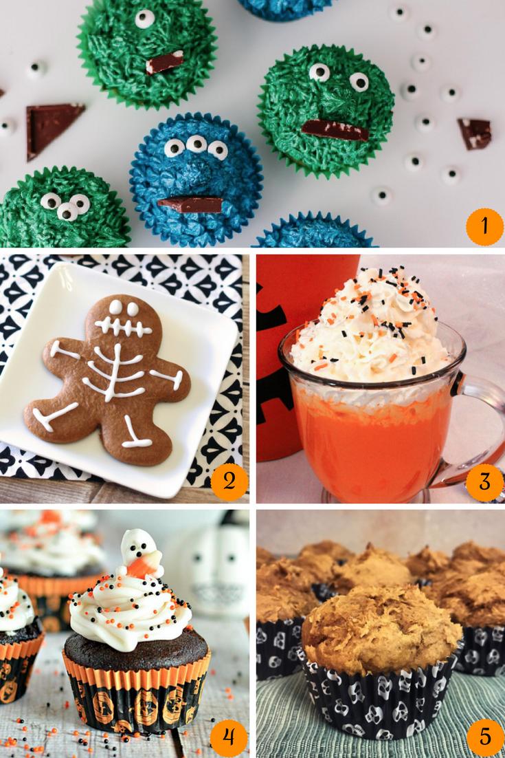 21 Eggless Halloween Party Food Ideas!