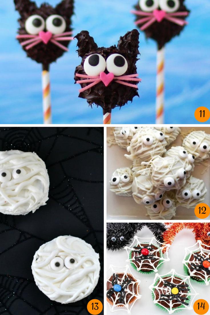 21 Eggless Halloween Treats Ideas!