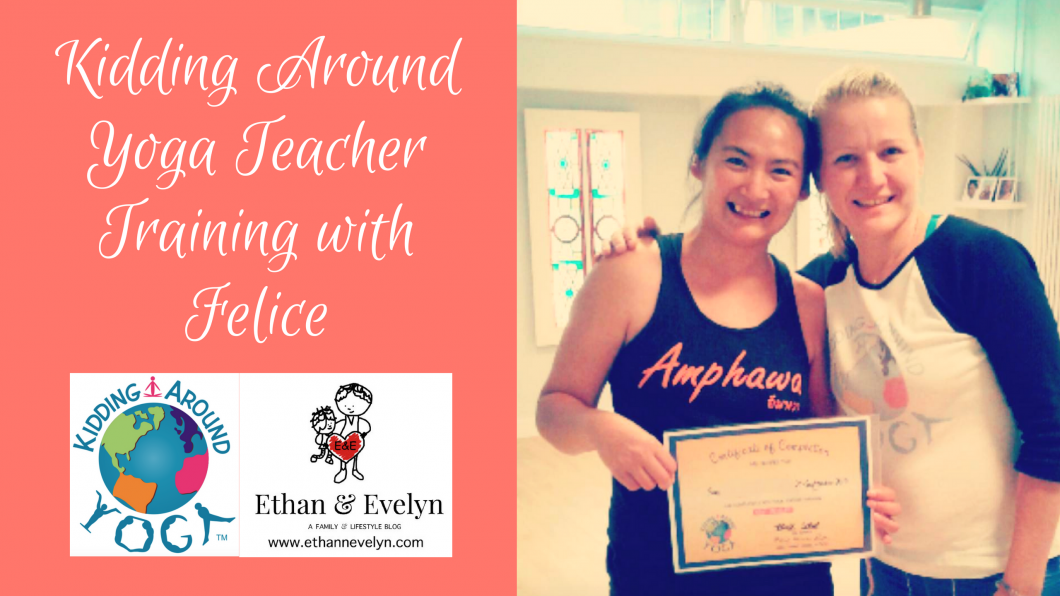Kidding Around Yoga Teacher Training | Review