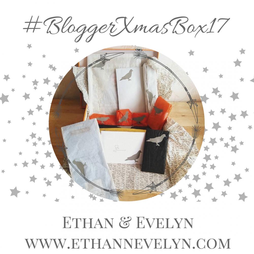 #BloggerXmasBox17 Project