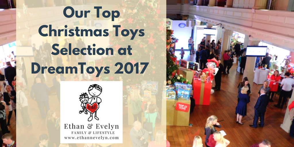 Our Top Christmas Toys Selection from DreamToys 2017 Event