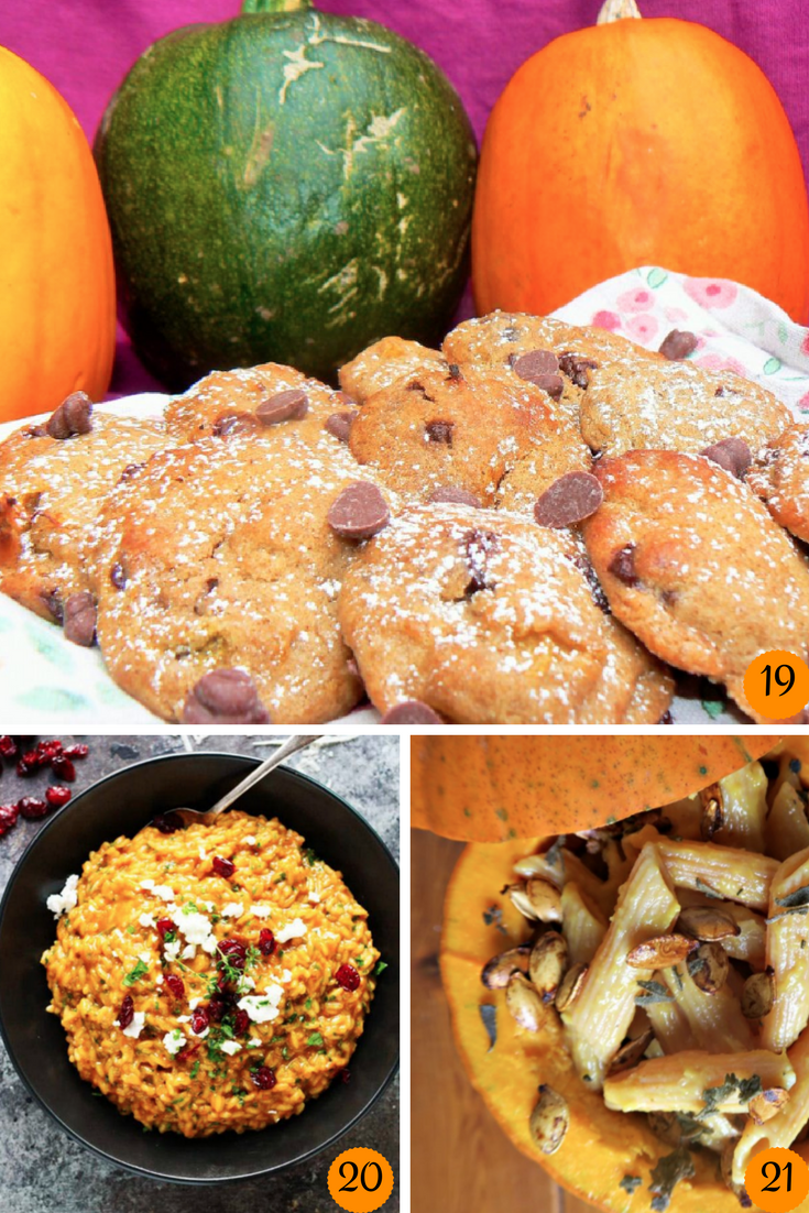 21 Eggless Pumpkin Recipes Ideas!