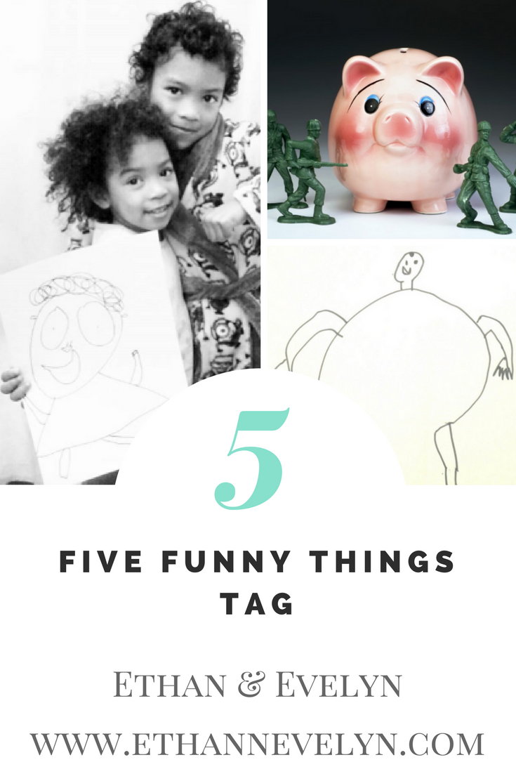 Five Funny Things Tag