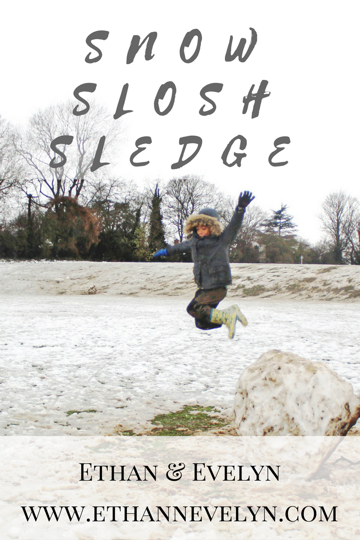 SNOW SLOSH SLEDGE PIN