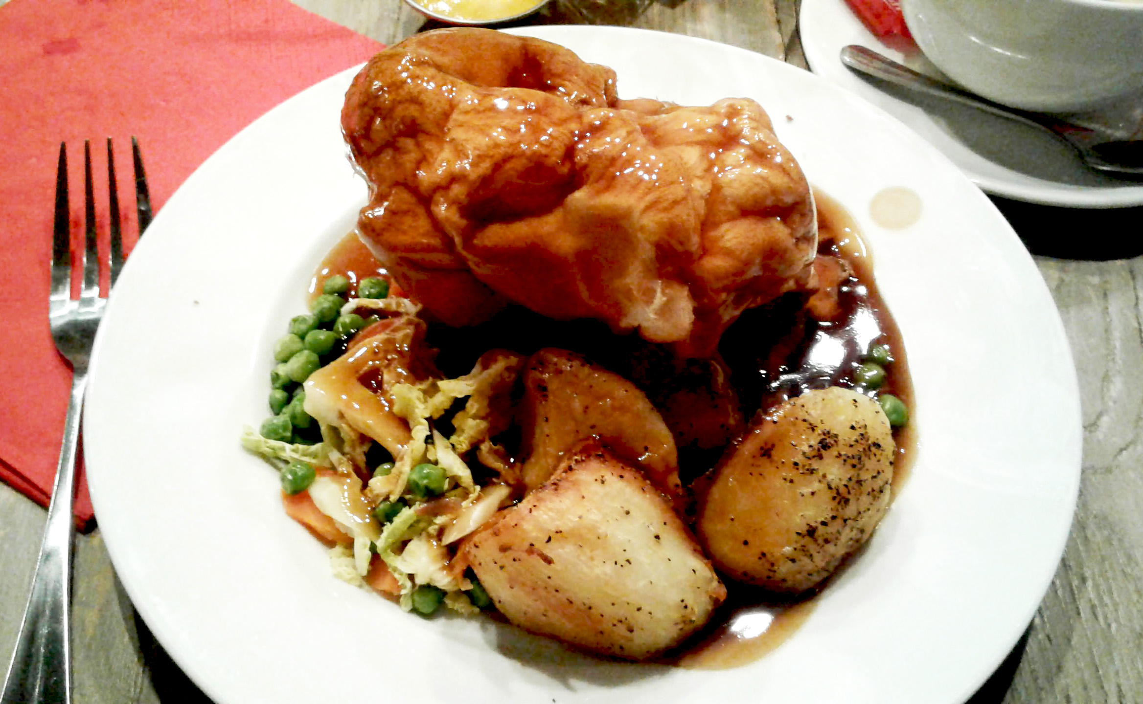roast lunch