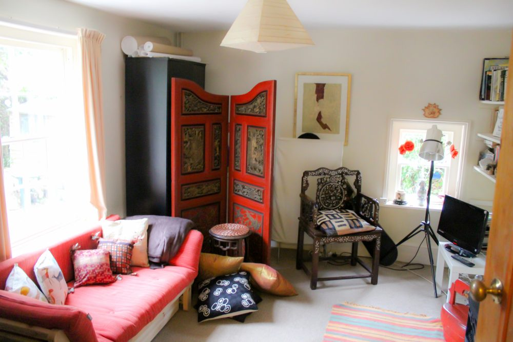 Our Stayat Blue-Ginger Gallery