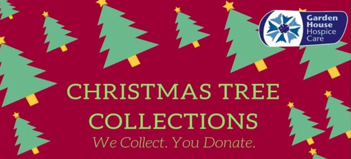 Christmas Tree Collection for a donation