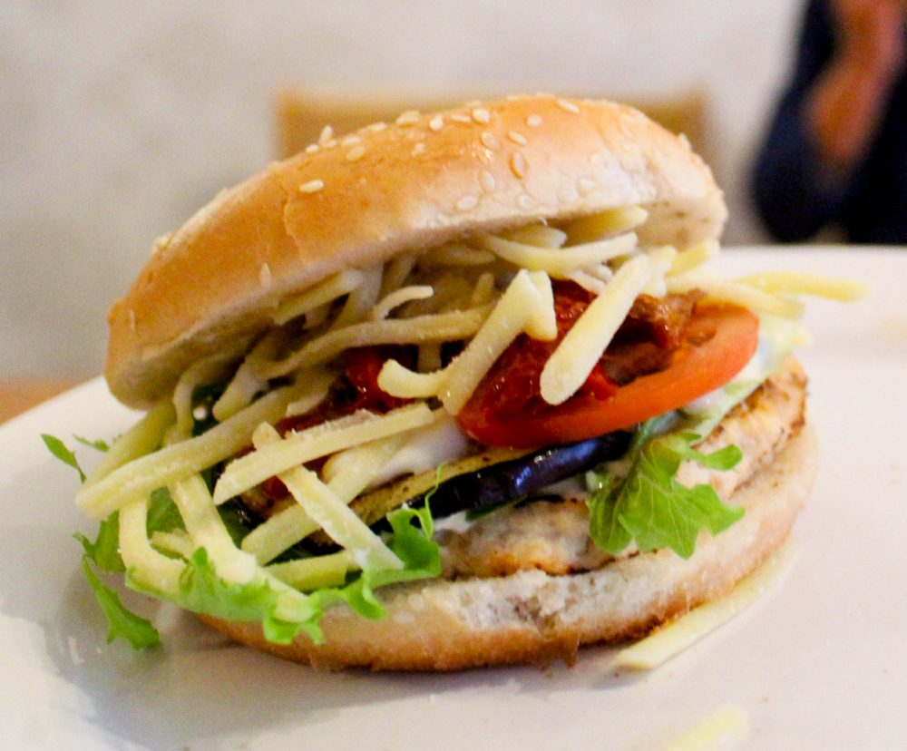 The #RustlersHack Burger Challenge