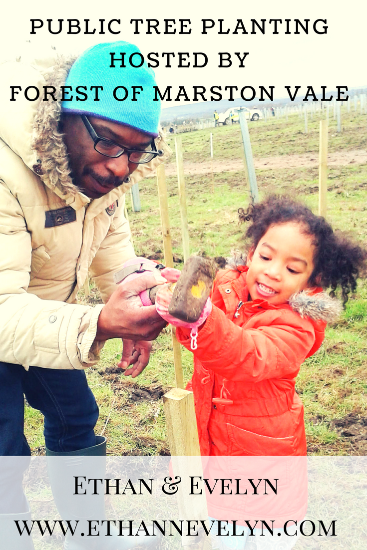 Public Tree Planting Hosted by Forest of Marston Vale