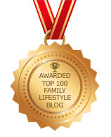 Feedspot 2018 Top 100 Family Lifestyle Blogs