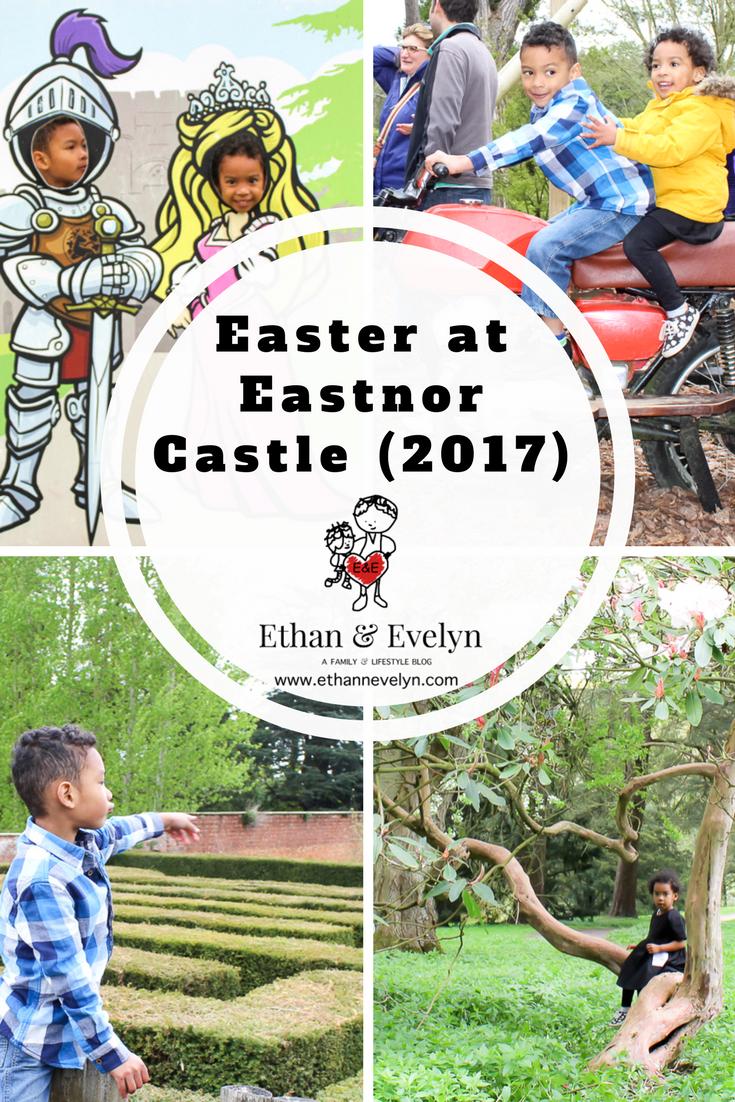 Easter at Eastnor Castle (2017)