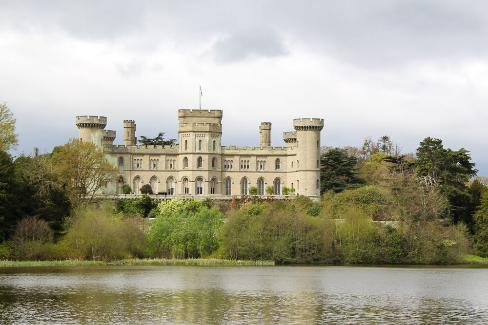 Our Easter (2017) at Eastnor Castle