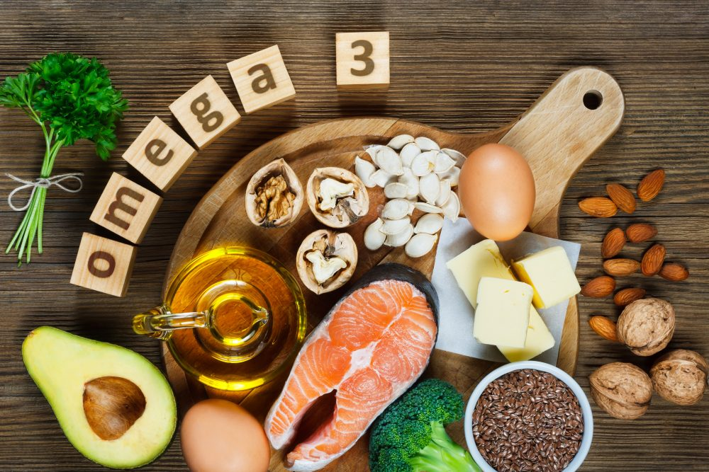 Get Smarter, Healthier With Omega-3